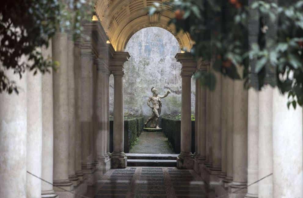 I luoghi de la grande bellezza la roma magica di paolo for Disegni della casa del merluzzo del capo