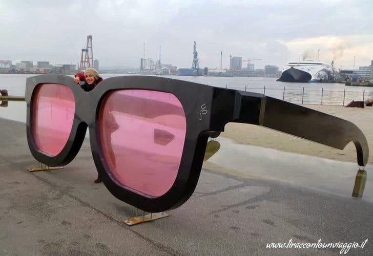 occhiali_glasses_aarhus_porto_sea_pink