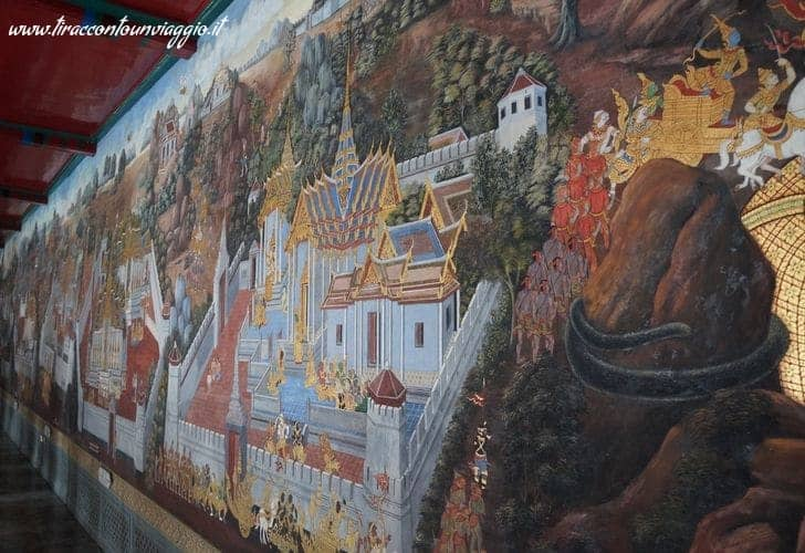 palazzo_reale_bangkok_dipinto_murale_ramayana