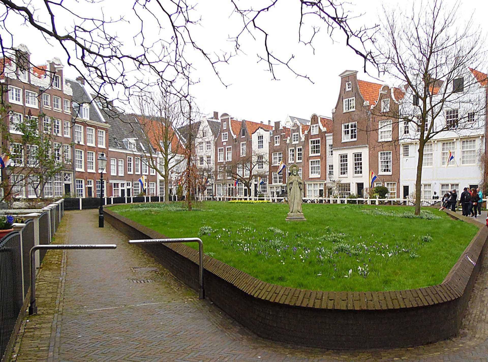 Amsterdam Segreta Cosa Vedere Nel Quartiere Begijnhof