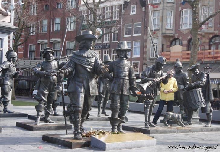 Rembrandtplein_Piazza_Rembrandt
