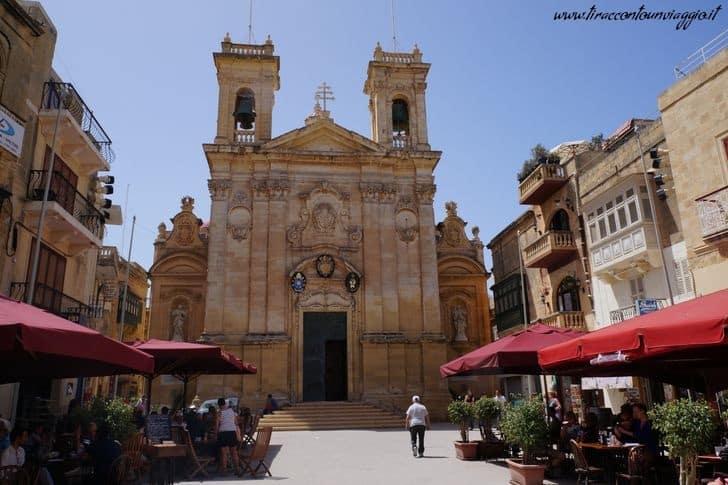 Ir-Rabat_Victoria_capitale_gozo_basilica_saint_george