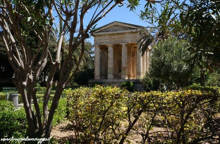 valletta_malta_Baracca_Gardens