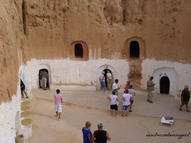 matmata_villaggio_berbero_tunisia
