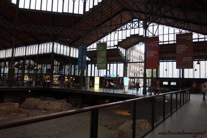 Centro_El Born_ex mercato_Barcellona