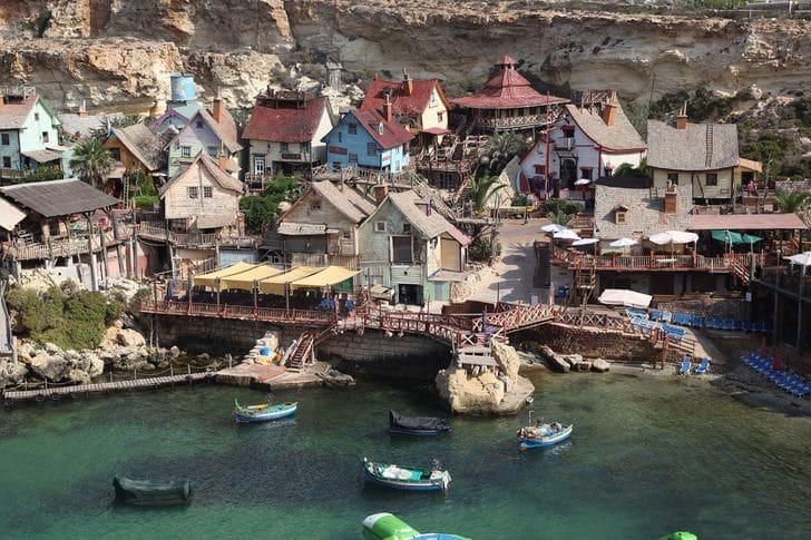 Popeye_Village_malta_Anchor_bay