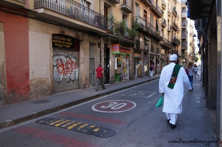 el_raval_quartiere_Catalogna_barcellona