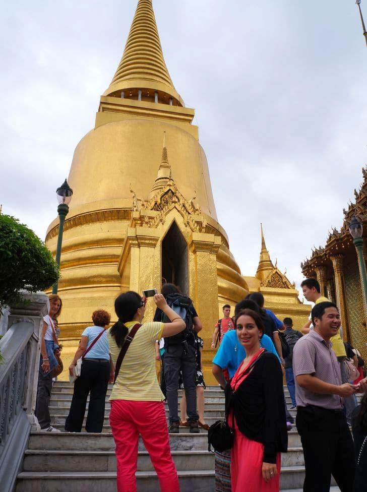 Phra_Si_Rattana_Chedi_Wat_Phra_Kaew_Bangkok