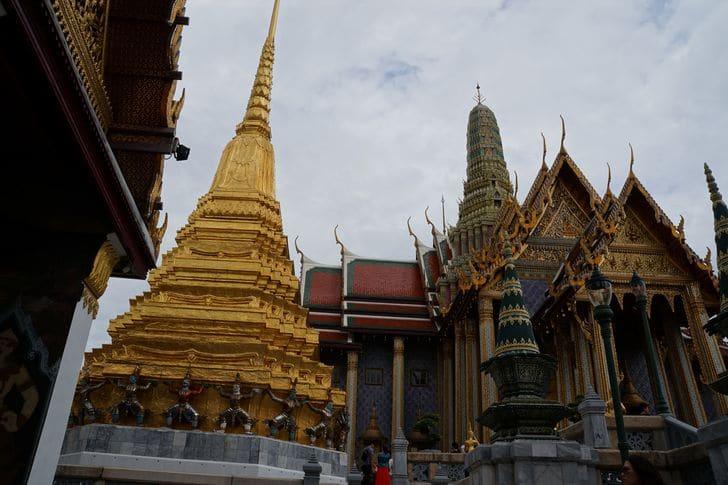 Prasat_Phra Thep_Bidon_ Royal_Pantheon_bangkok