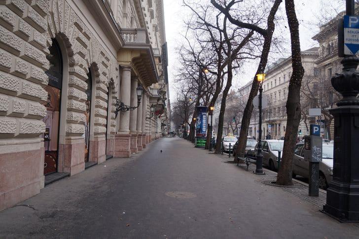 Viale_Andrássy_út_Budapest