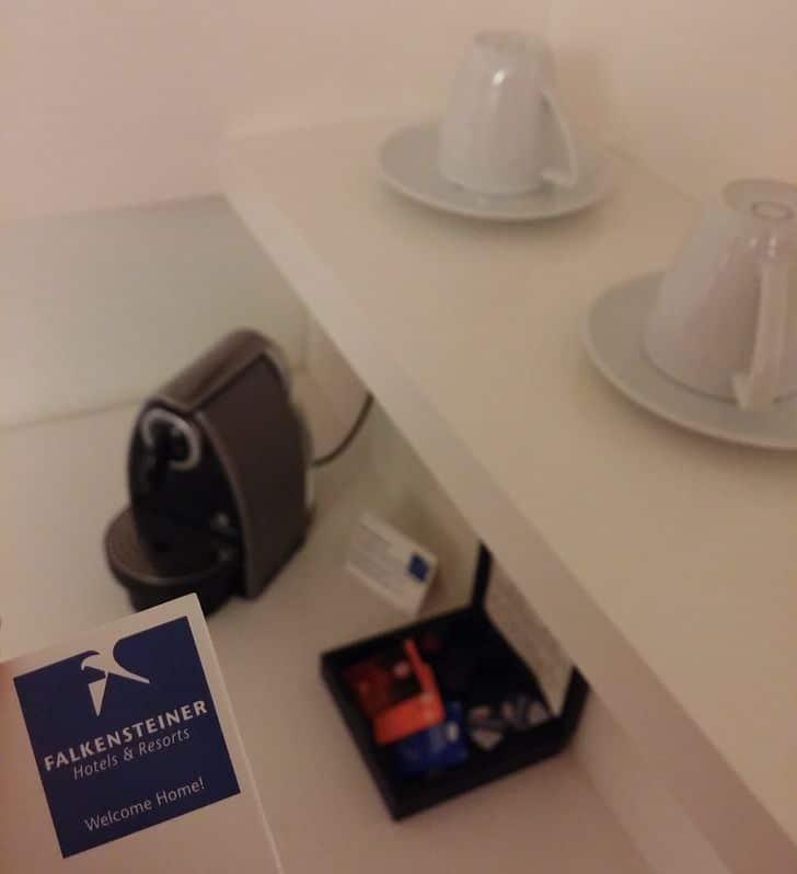 macchinetta_nespresso_Falkensteiner_Hotel_Bratislava