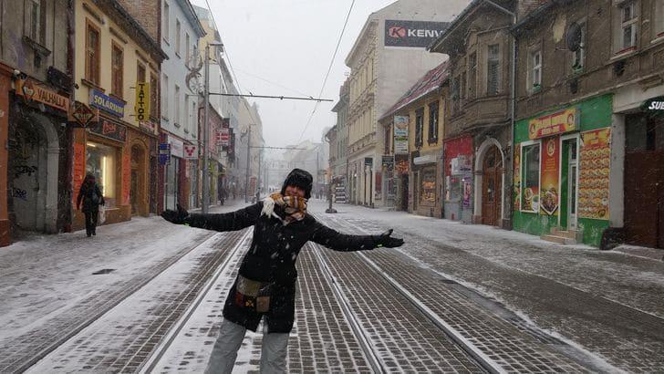 neve_nevicata_bratislava_slovacchia