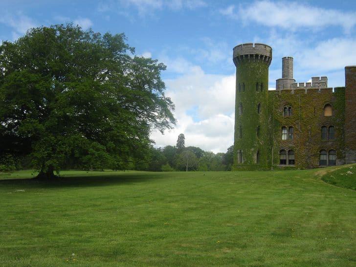 Penrhyn_Castle_nord_galles_giardini