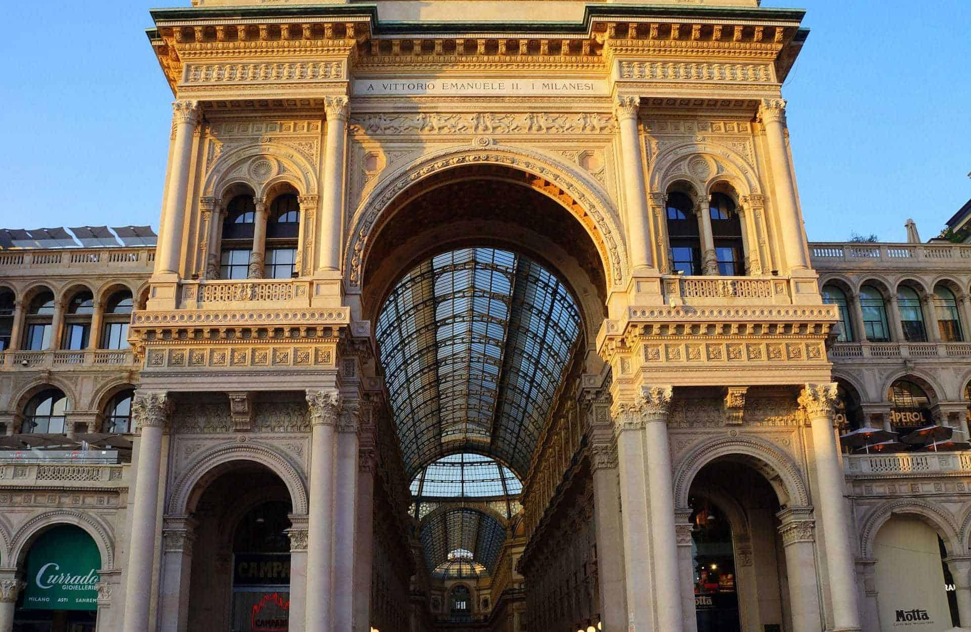 5 cose da vedere a milano in un giorno itinerario a piedi for Torino da vedere in un giorno