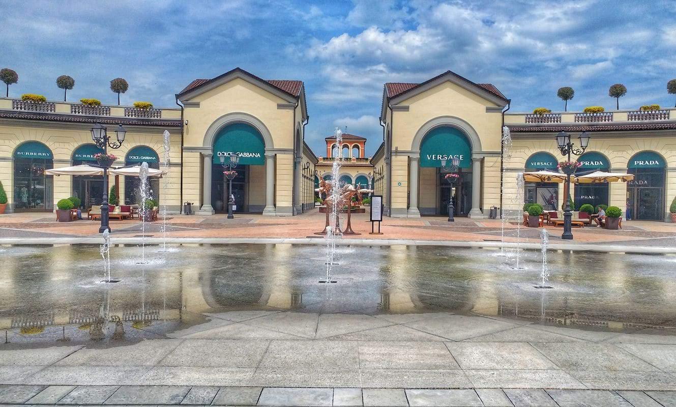 Un giorno all\'Outlet di Serravalle Scrivia: come arrivare ...