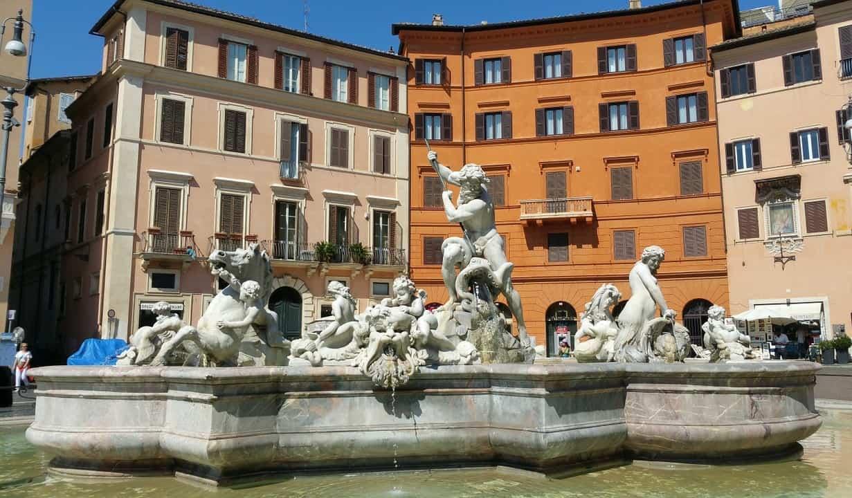 Dove dormire a Roma: i quartieri migliori per alloggiare nella ...